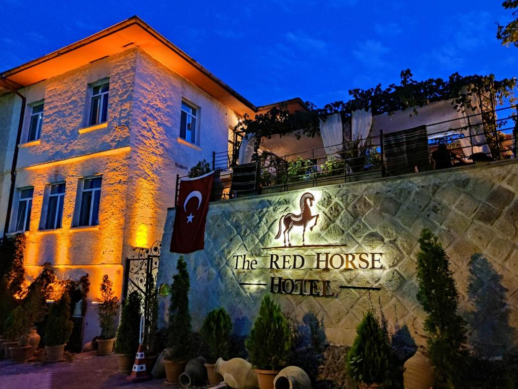 Отель  THE RED HORSE HOTEL  - отзывы Booking