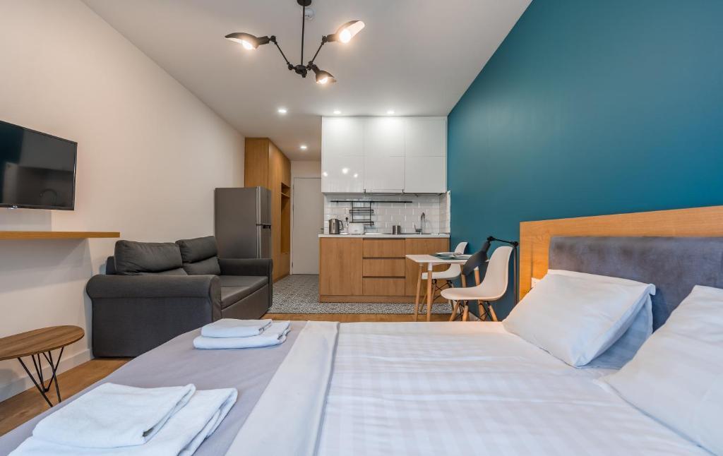 Апартаменты/квартира  B&H2  - отзывы Booking