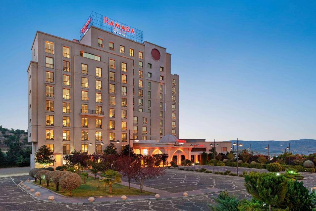 Отель  Ramada Plaza by Wyndham Mardin  - отзывы Booking