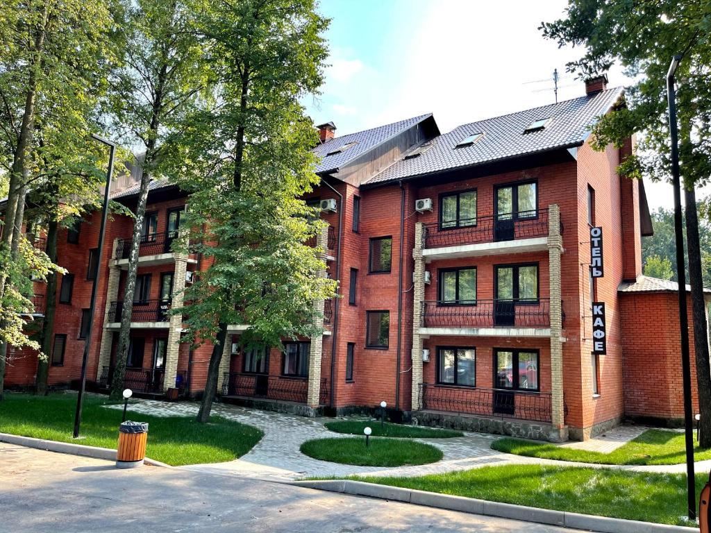 Отель Загородный Клуб Солярис - отзывы Booking
