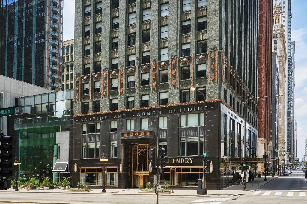 Отель  Pendry Chicago  - отзывы Booking