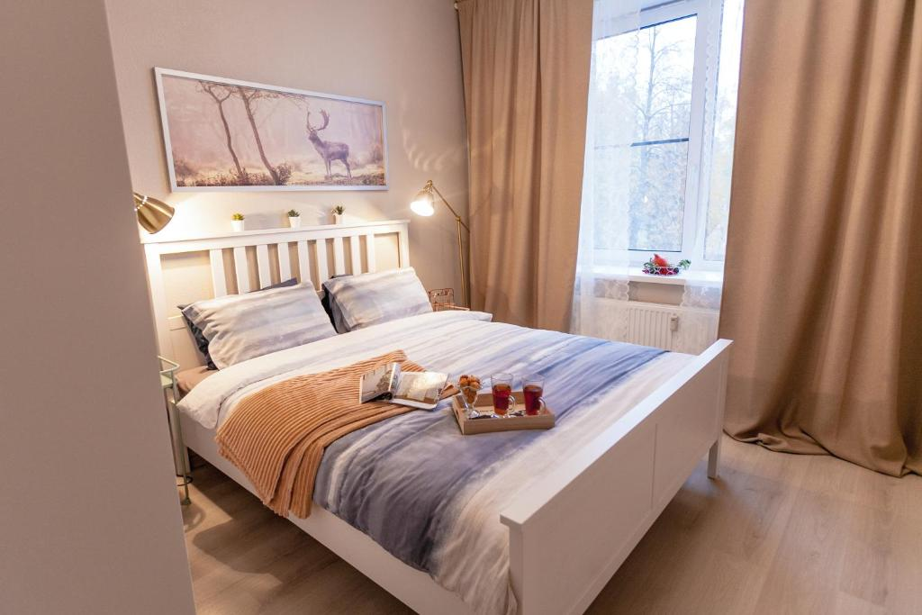 Апартаменты/квартира  Двухкомнатная квартира Маленькая Фортеция на берегу залива Kronstadt  - отзывы Booking