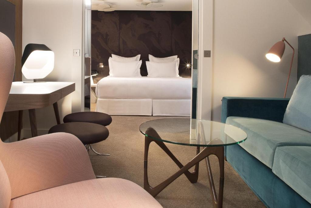 Отель Отель Hotel Dupond-Smith