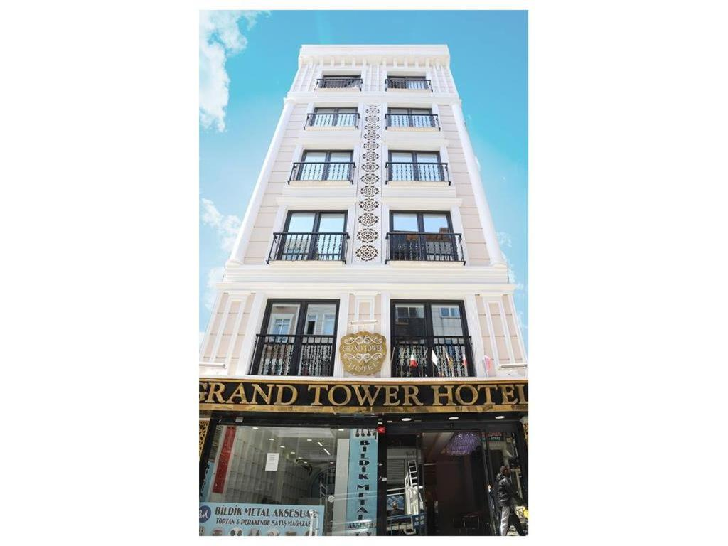 Отель  The Grand Tower Hotel  - отзывы Booking