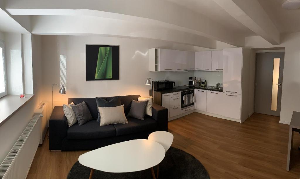 Апартаменты/квартира  AP 1 - Hradec Apartments, Overnight Simply  - отзывы Booking