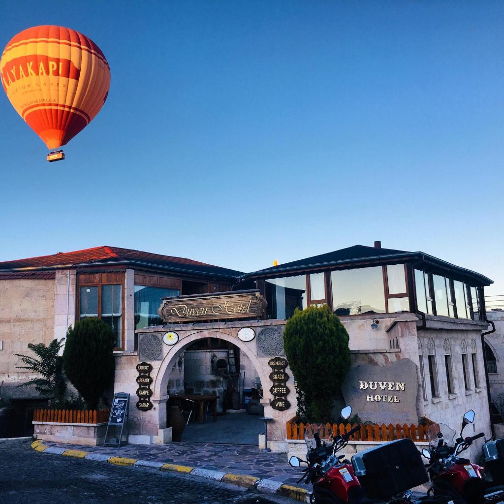 Отель Duven Hotel Cappadocia - отзывы Booking