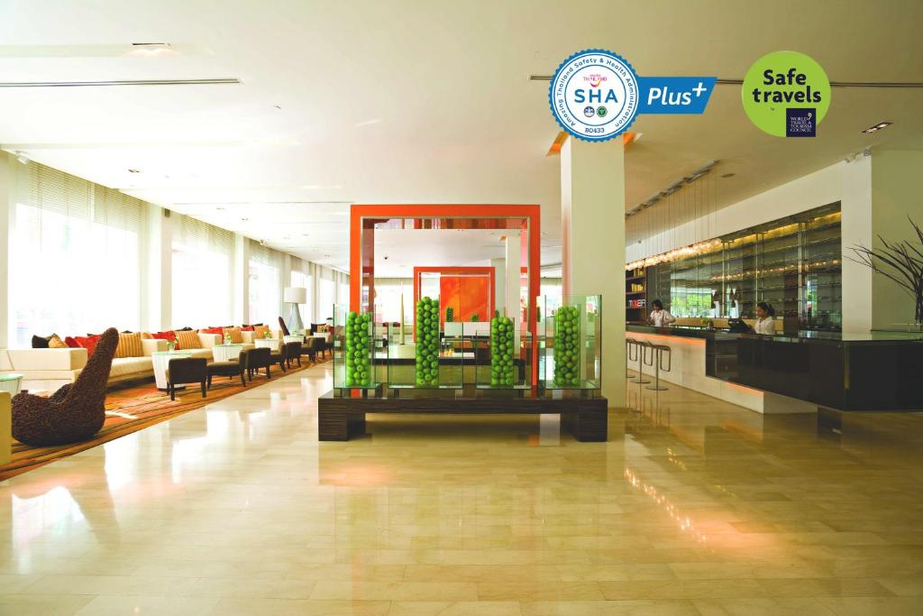 Отель  dusitD2 Chiang Mai - SHA Plus  - отзывы Booking