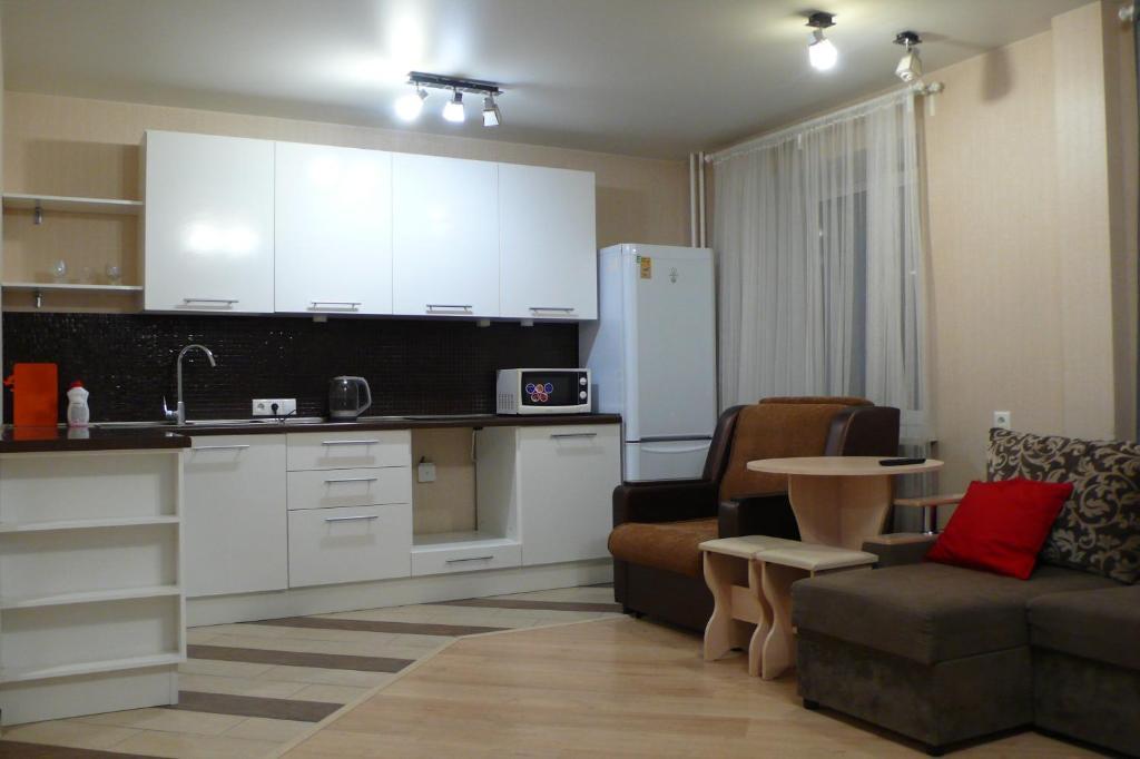 Апарт-отель Apartments On Uchebnaya St.