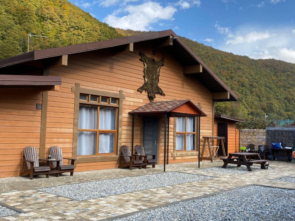 Гостевой дом Гостевой Дом Медвежий дом  - отзывы Booking