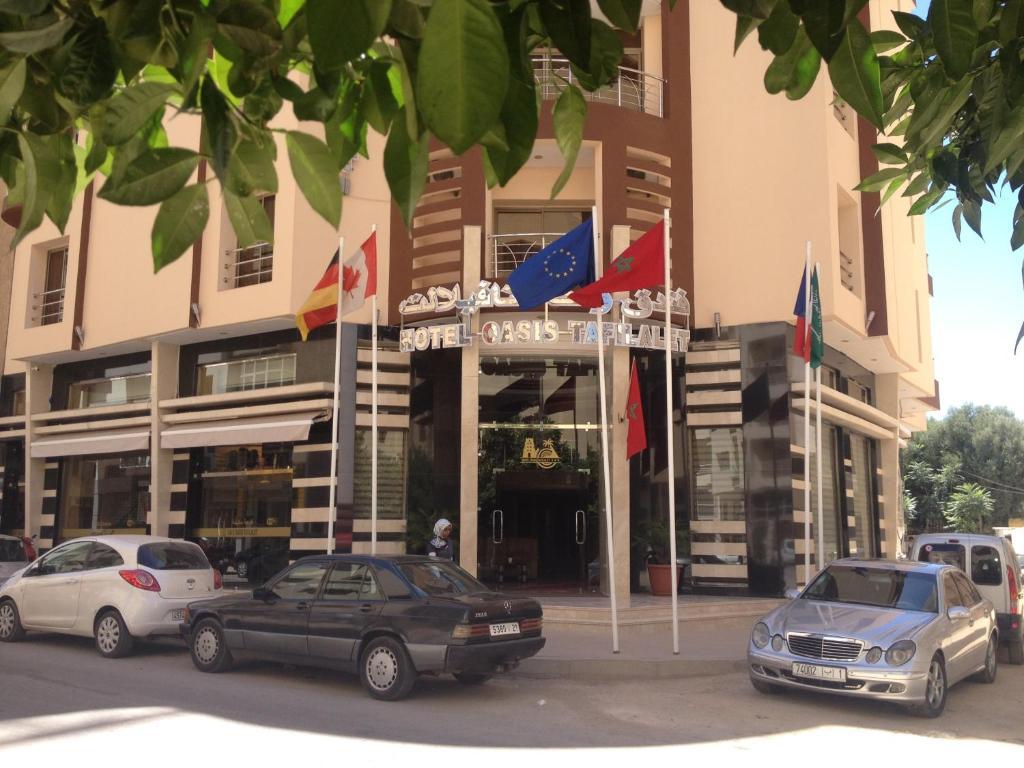 Отель  Hotel Oasis Tafilalet  - отзывы Booking