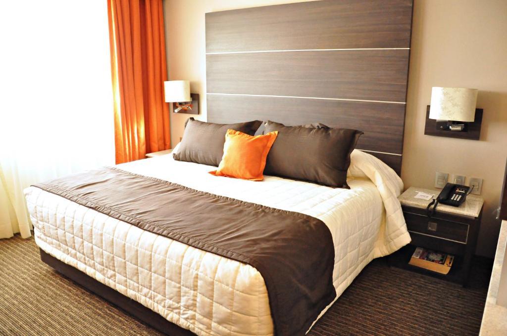 Отель  Hotel Real Alameda de Queretaro  - отзывы Booking
