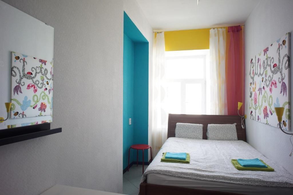 Гостевой дом Vitamin Rooms - отзывы Booking