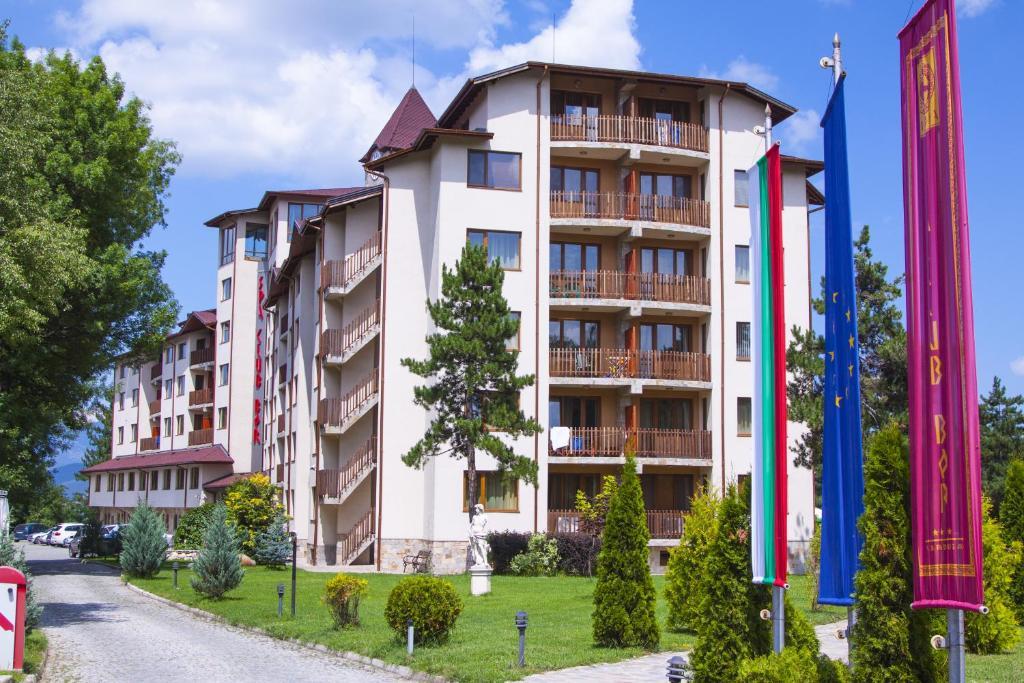 Отель  SPA Club Bor Hotel  - отзывы Booking