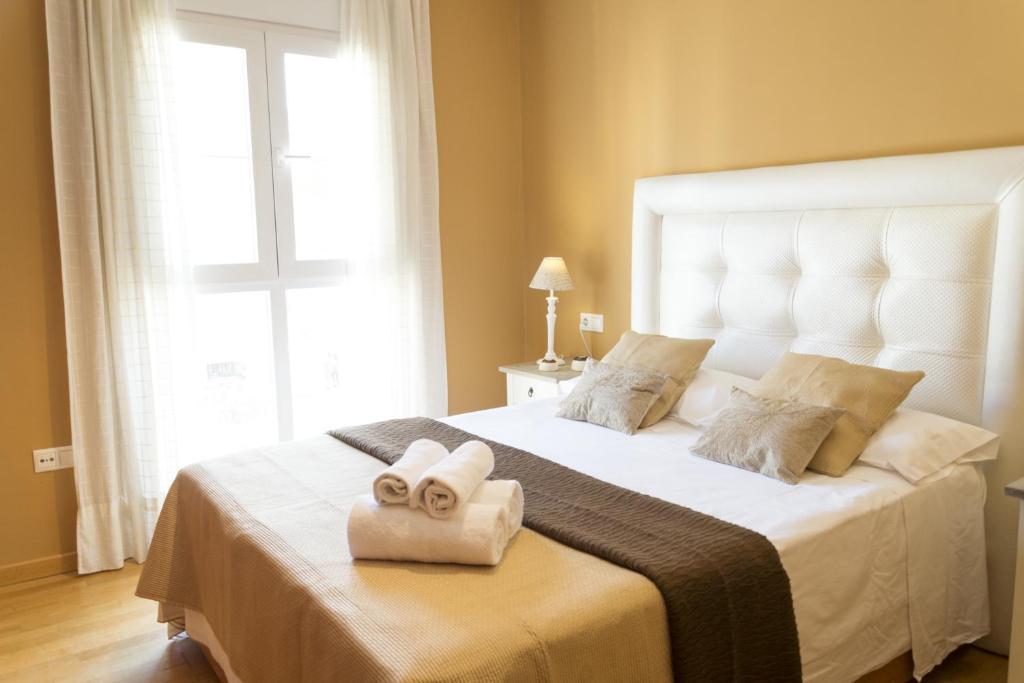 Апартаменты/квартиры  Living4Malaga Premium