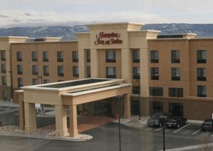 Отель  Отель  Hampton Inn & Suites Casper