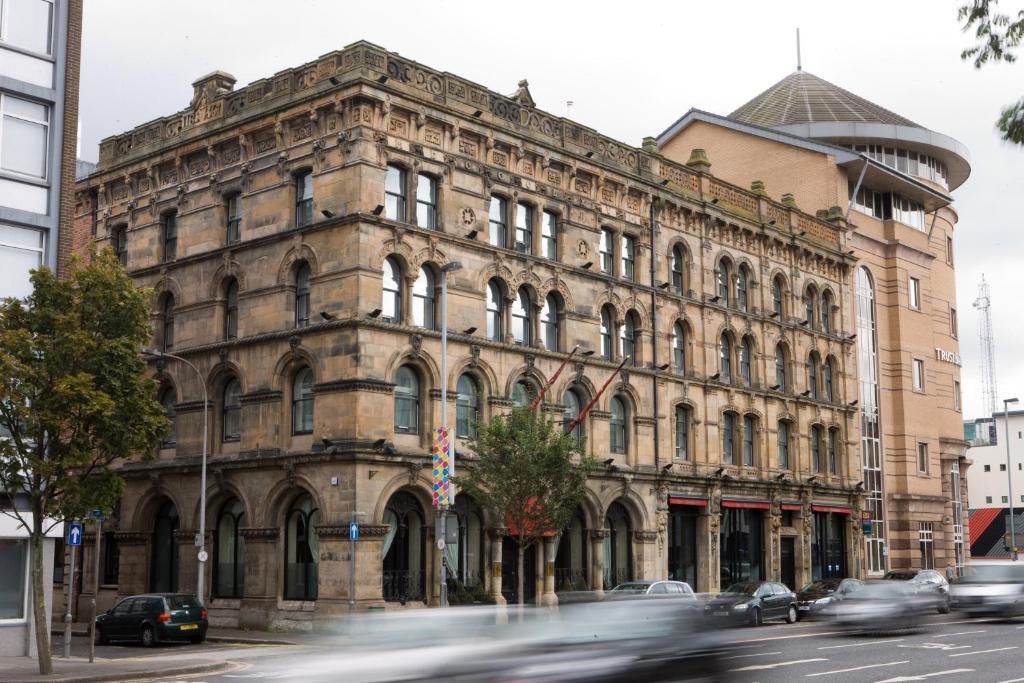Отель  Отель  Malmaison Belfast