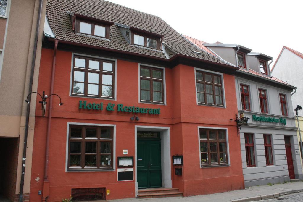 Гостевой дом  Norddeutscher Hof  - отзывы Booking