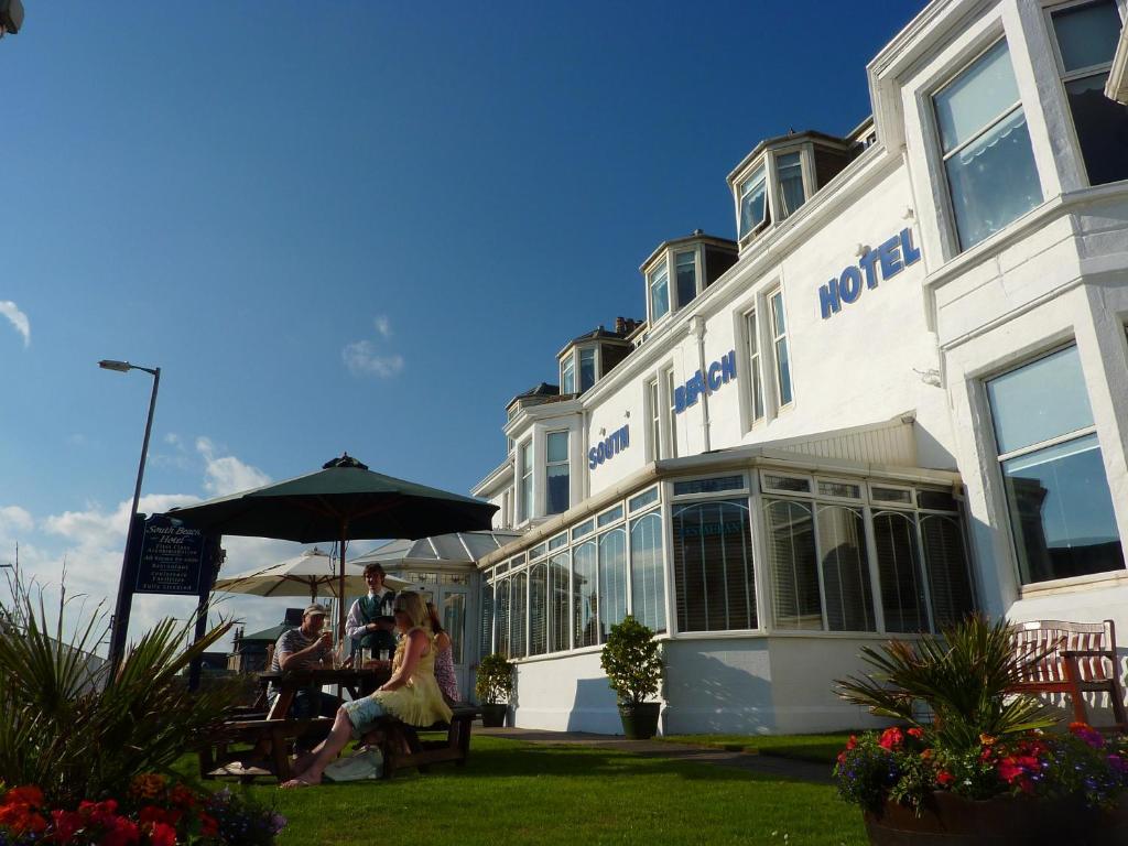 Отель  South Beach Hotel  - отзывы Booking