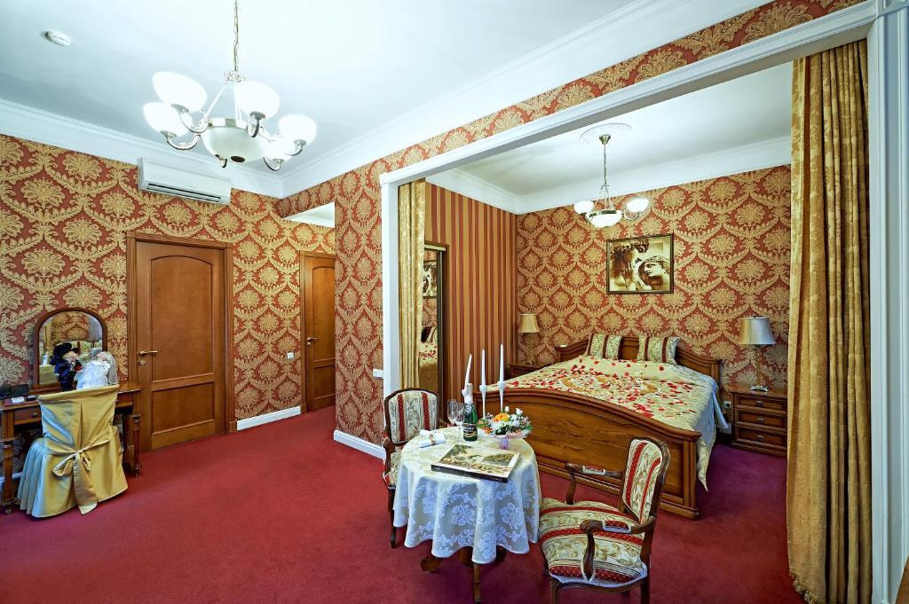 Отель  Baryshkoff  - отзывы Booking