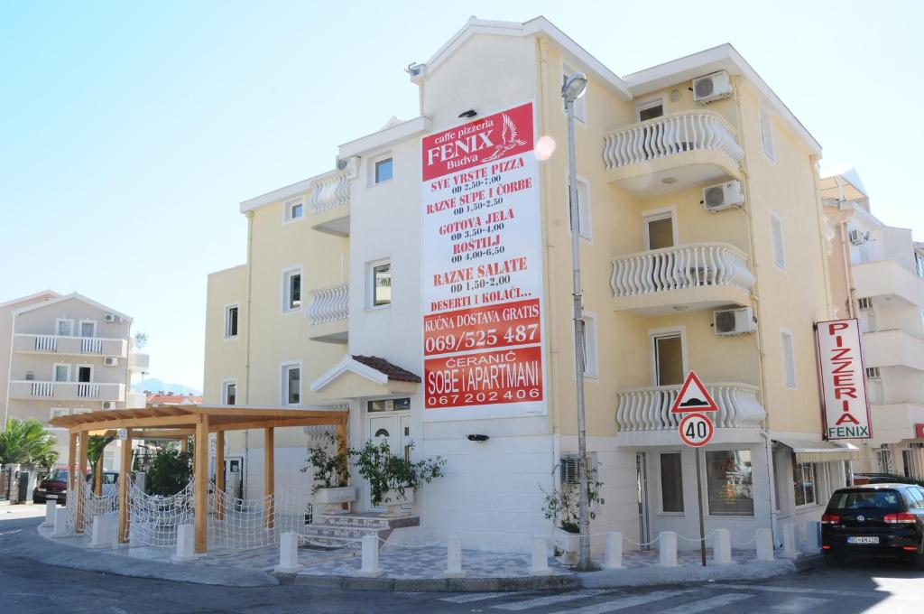Гостевой дом  Budva Inn Guest House  - отзывы Booking