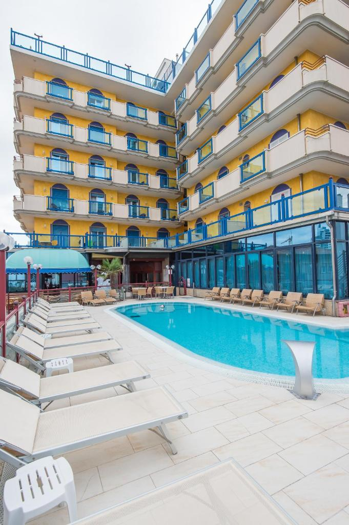 Отель Hotel Brioni Mare