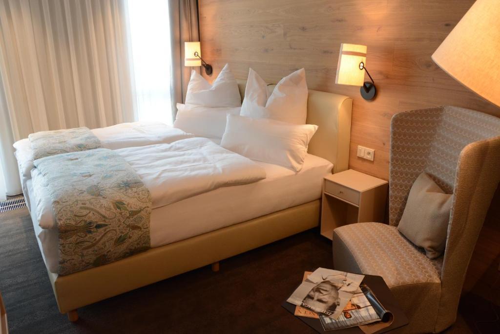 Отель типа «постель и завтрак» Bed&Bike Berliner Hof - отзывы Booking