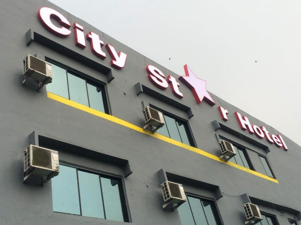 Отель  City Star Hotel  - отзывы Booking