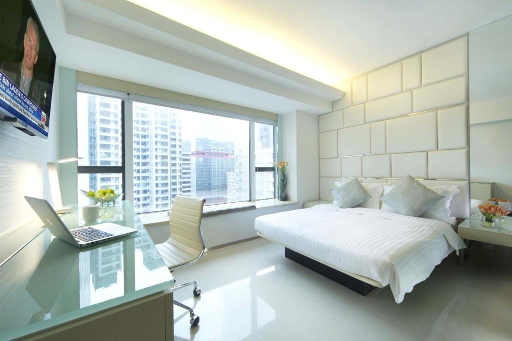 Отель  iclub Sheung Wan Hotel  - отзывы Booking
