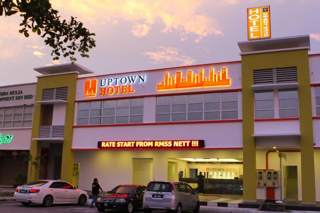 Отель  Uptown Hotel Seremban  - отзывы Booking