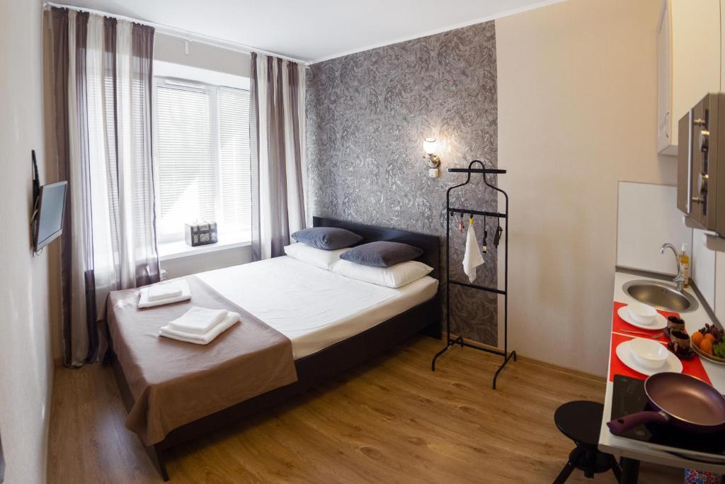 Мини-гостиница Мини-гостиница Мини Апартаменты Ваша Студия-1