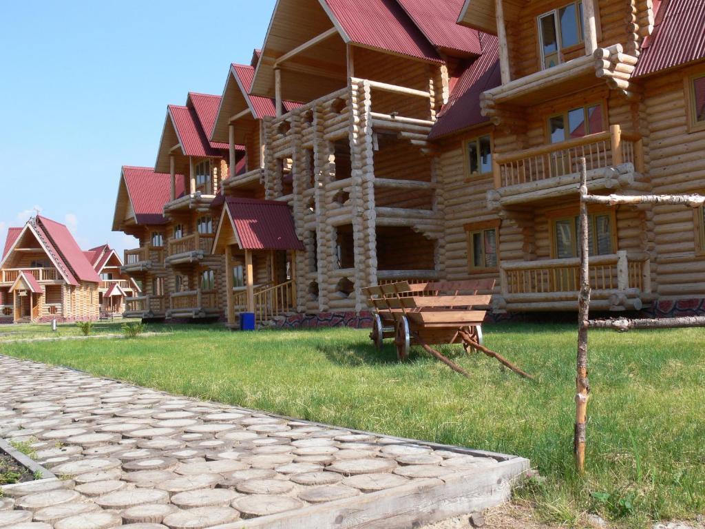 Мини-гостиница Мини-гостиница База отдыха Лукоморье