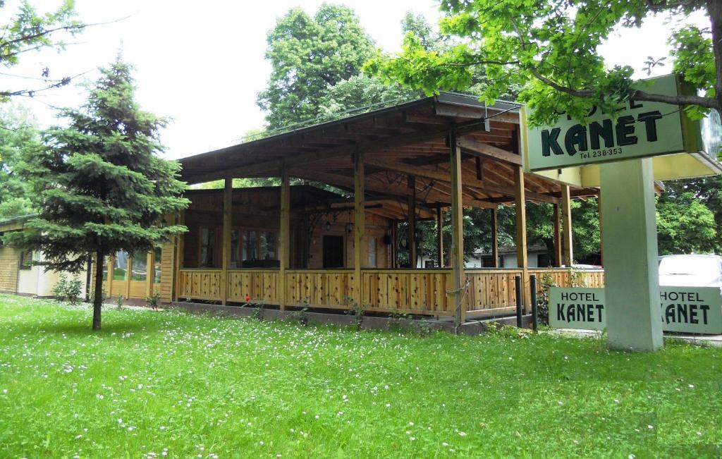 Отель  Hotel Kanet  - отзывы Booking