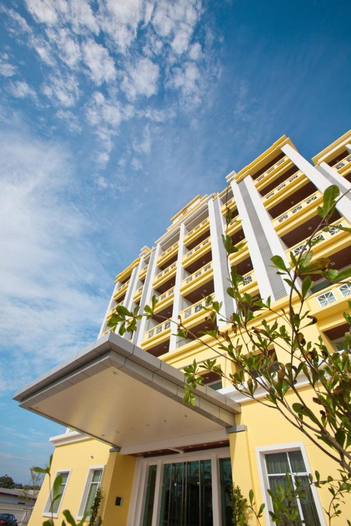 Апартаменты/квартиры  Jinhold Apartment Hotel  - отзывы Booking