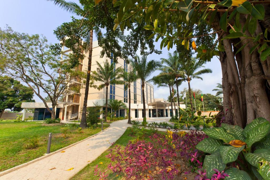 Отель Отель Grand Lancaster Brazzaville