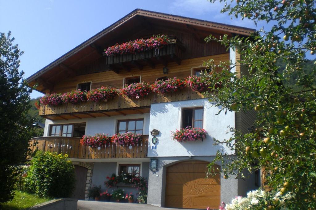 Апартаменты/квартиры  Haus Klaushofer  - отзывы Booking