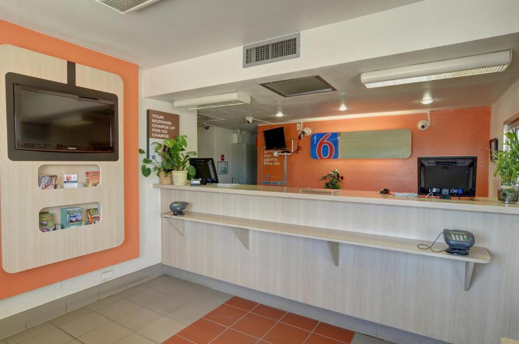 Отель  Отель  Motel 6-Casper, WY