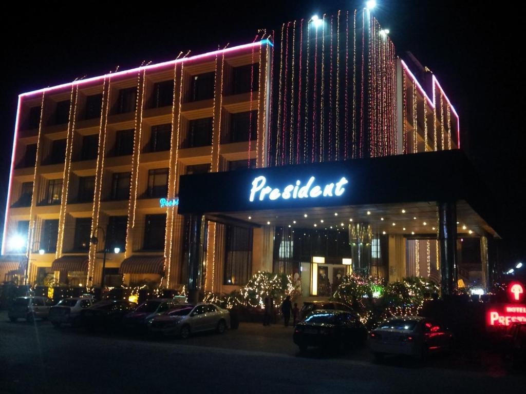 Отель  Hotel President