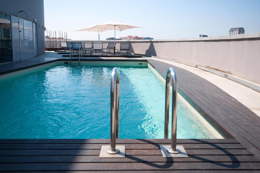 Отель  Hotel Barcelona Condal Mar Affiliated by Meliá  - отзывы Booking