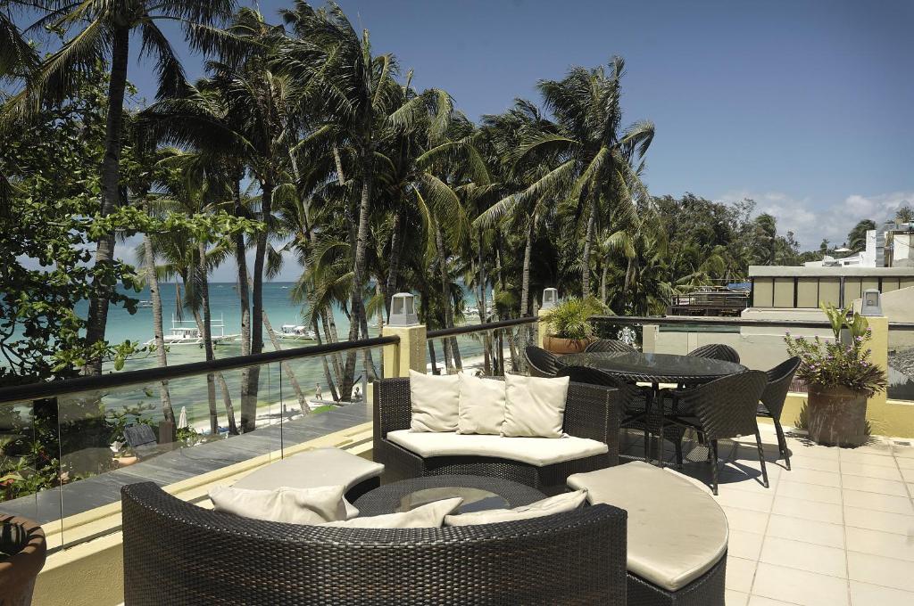 Мини-гостиница  Boracay SandCastles The Apartments  - отзывы Booking
