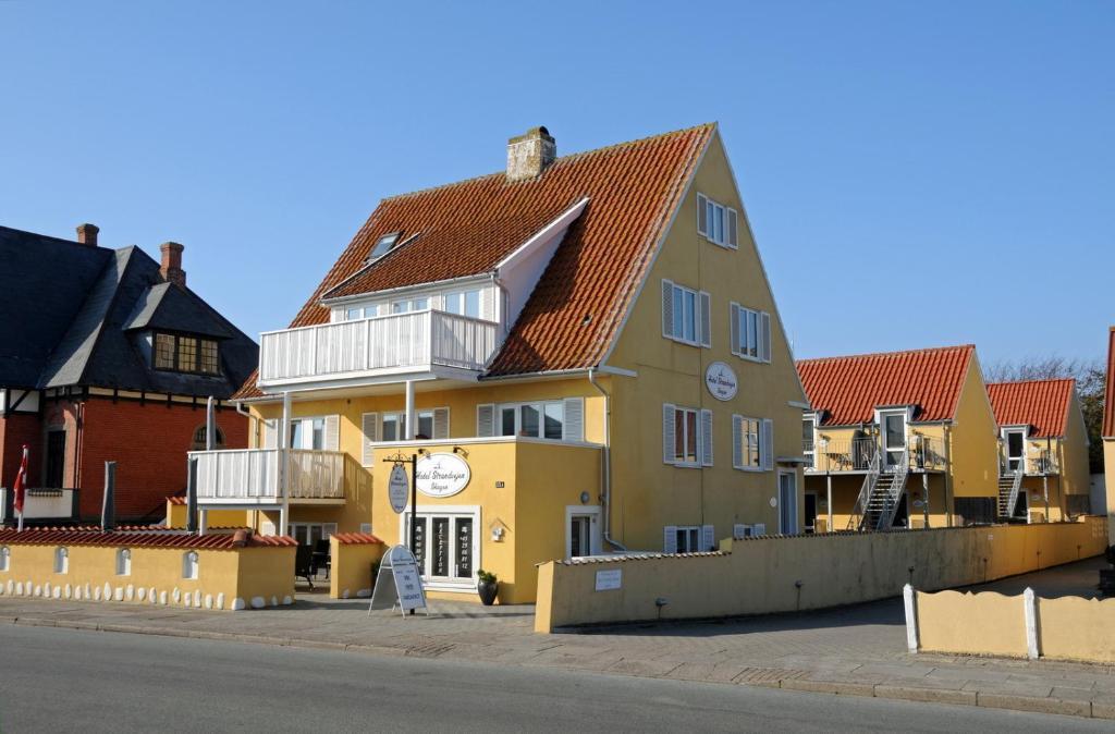 Апартаменты/квартиры  Hotel Strandvejen Apartments 1  - отзывы Booking