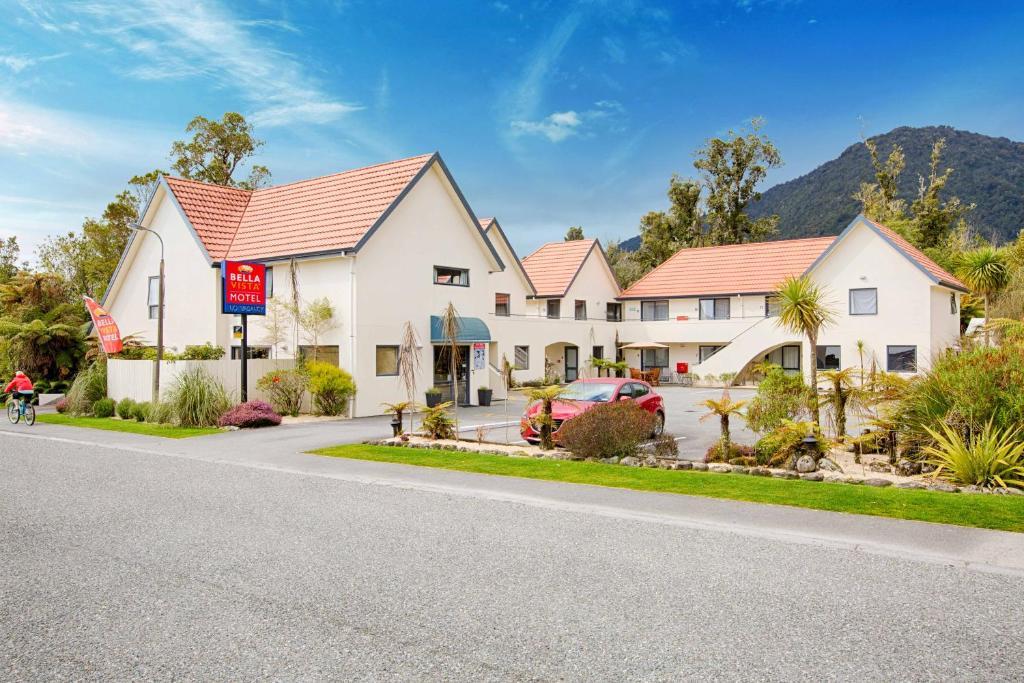 Мотель  Bella Vista Motel Franz Josef Glacier