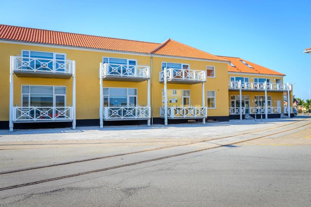 Апартаменты/квартиры  Skagen Havn Lejligheder  - отзывы Booking
