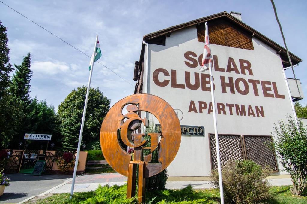 Апарт-отель Solar Club Hotel - отзывы Booking