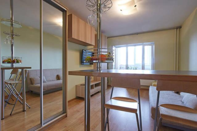 Апартаменты/квартира Apartment On Varshavskaya 19