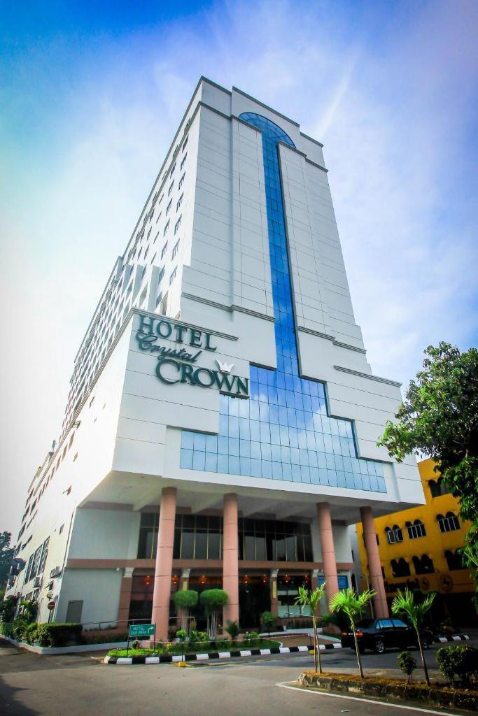 Отель  Crystal Crown Hotel Harbour View, Port Klang  - отзывы Booking