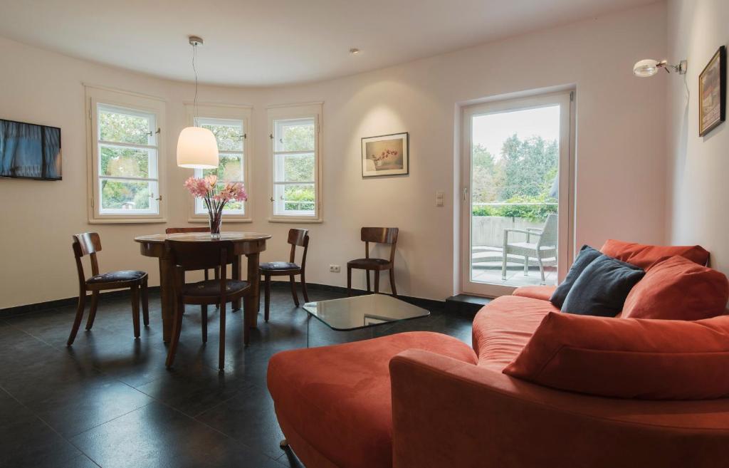 Апартаменты/квартира Apartment am Hofgarten - отзывы Booking