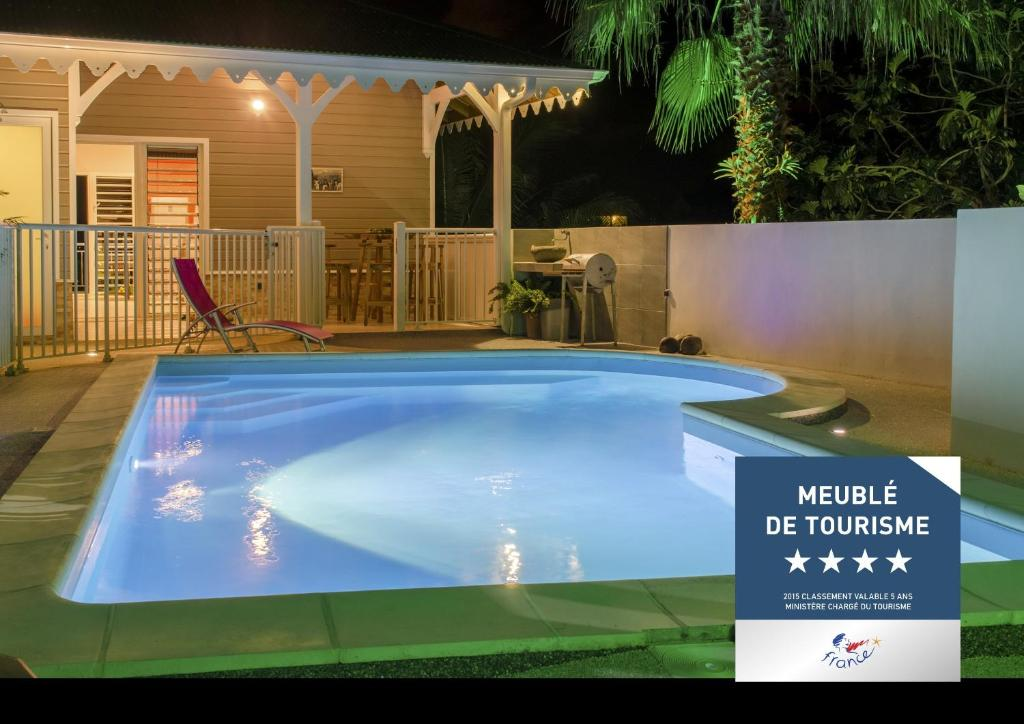 Дома для отпуска  Residence Can' Hibiscus  - отзывы Booking