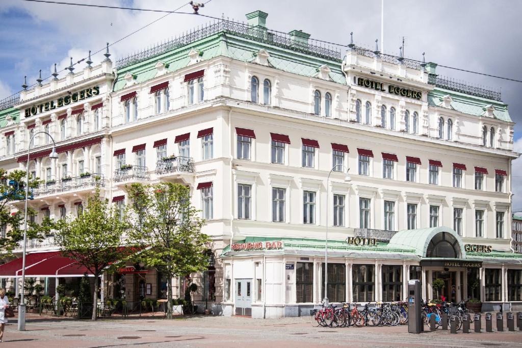 Отель Отель Hotel Eggers