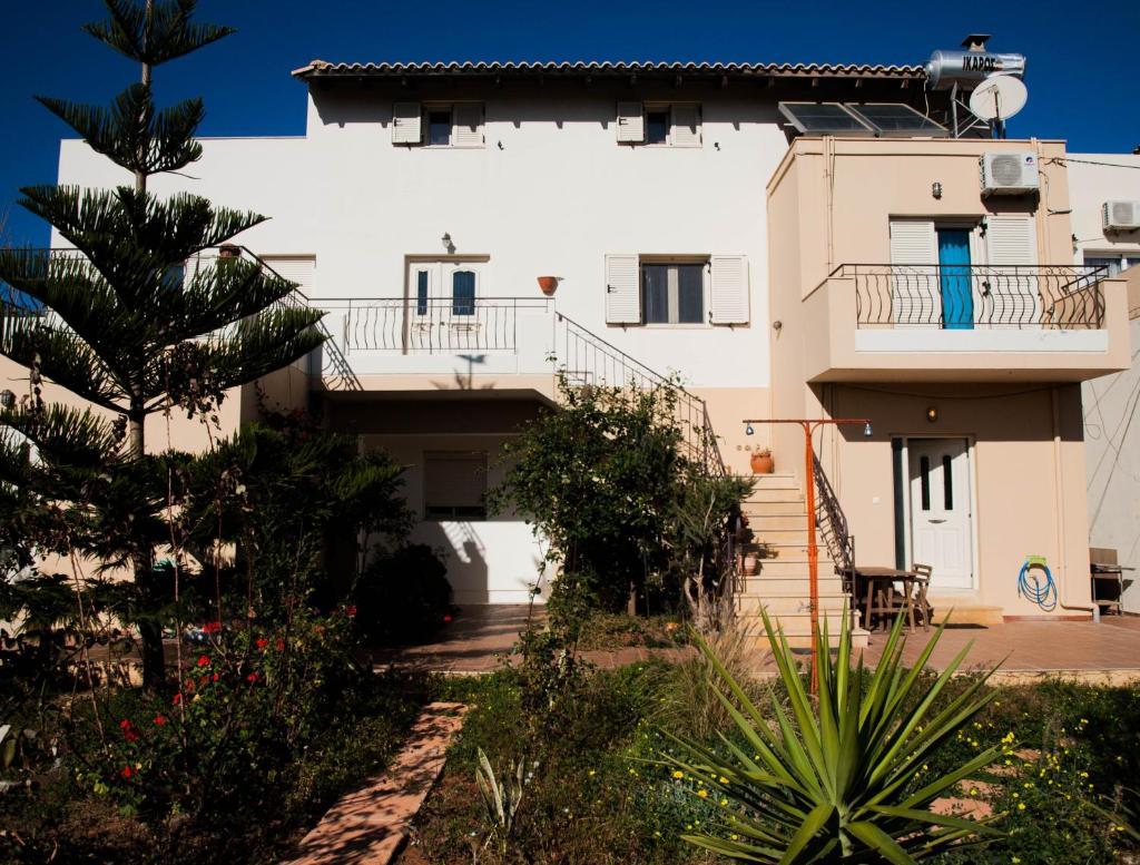 Апартаменты/квартиры  Casa Evriali Apartments  - отзывы Booking