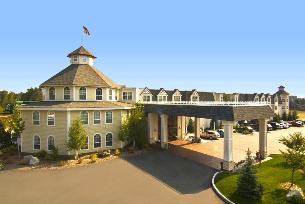 Отель  Ashley Inn  - отзывы Booking
